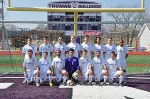 Spring 2014 Team Picture